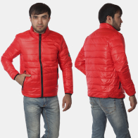 Яркая мужская куртка Layinsck.