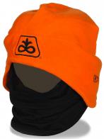 Яркая шапка-маска DuPont Pioneer для активного отдыха