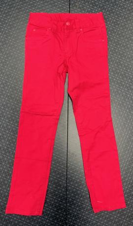 Яркие детские джинсы