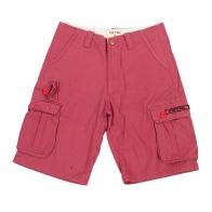Яркие мужские шорты карго Fatal.