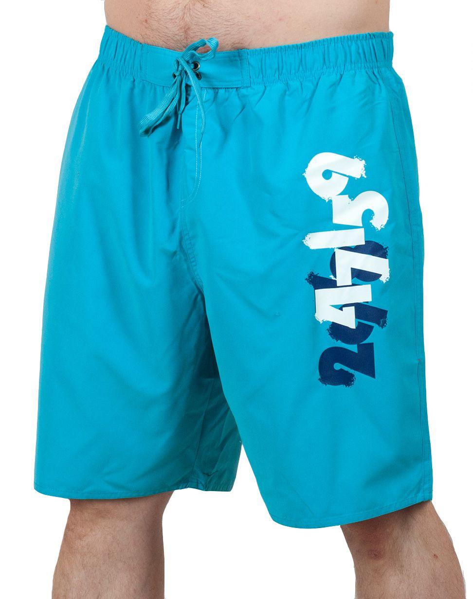 Яркие мужские пляжные шорты ВРС 80432fa416792