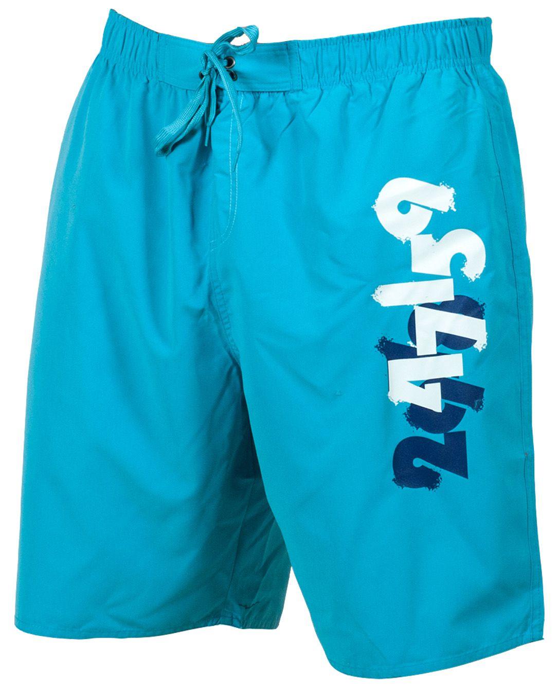 Яркие мужские пляжные шорты (ВРС)
