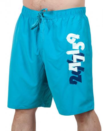 Яркие пляжные мужские шорты ВРС