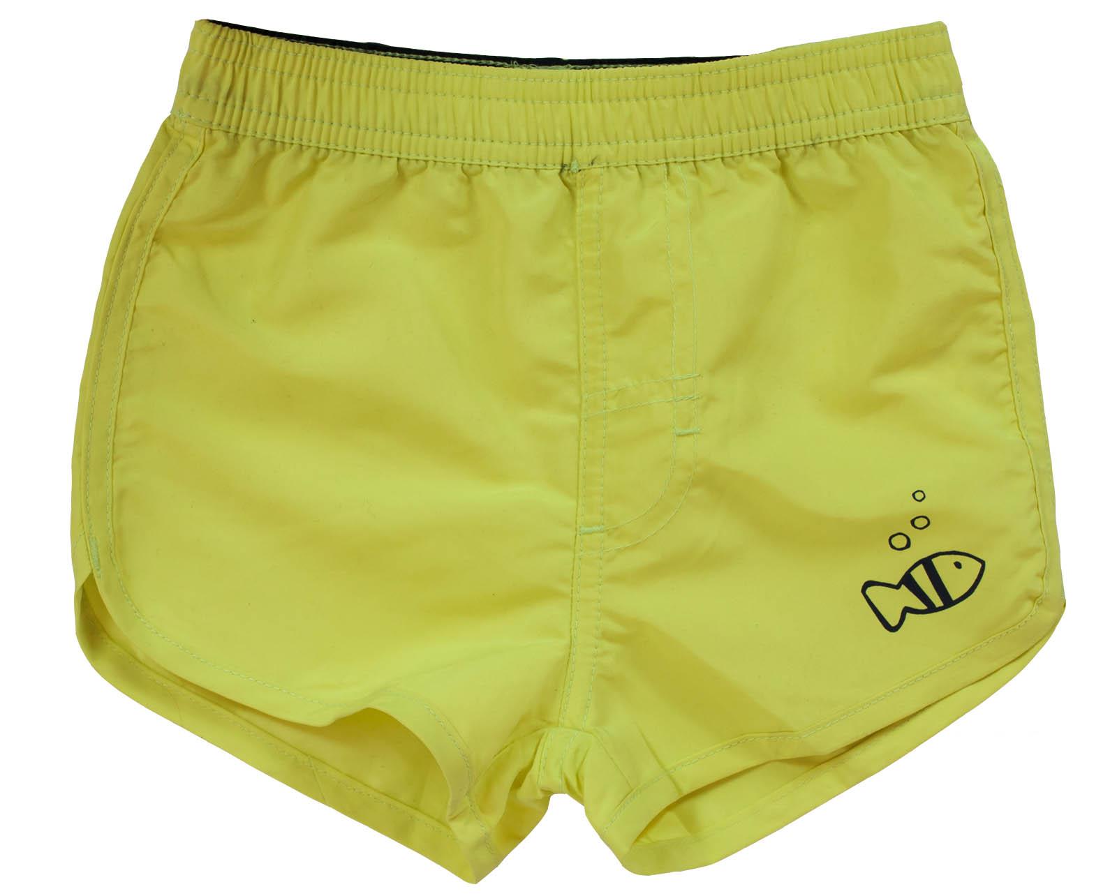 Яркие шорты для девочек Kiabi Goldfish