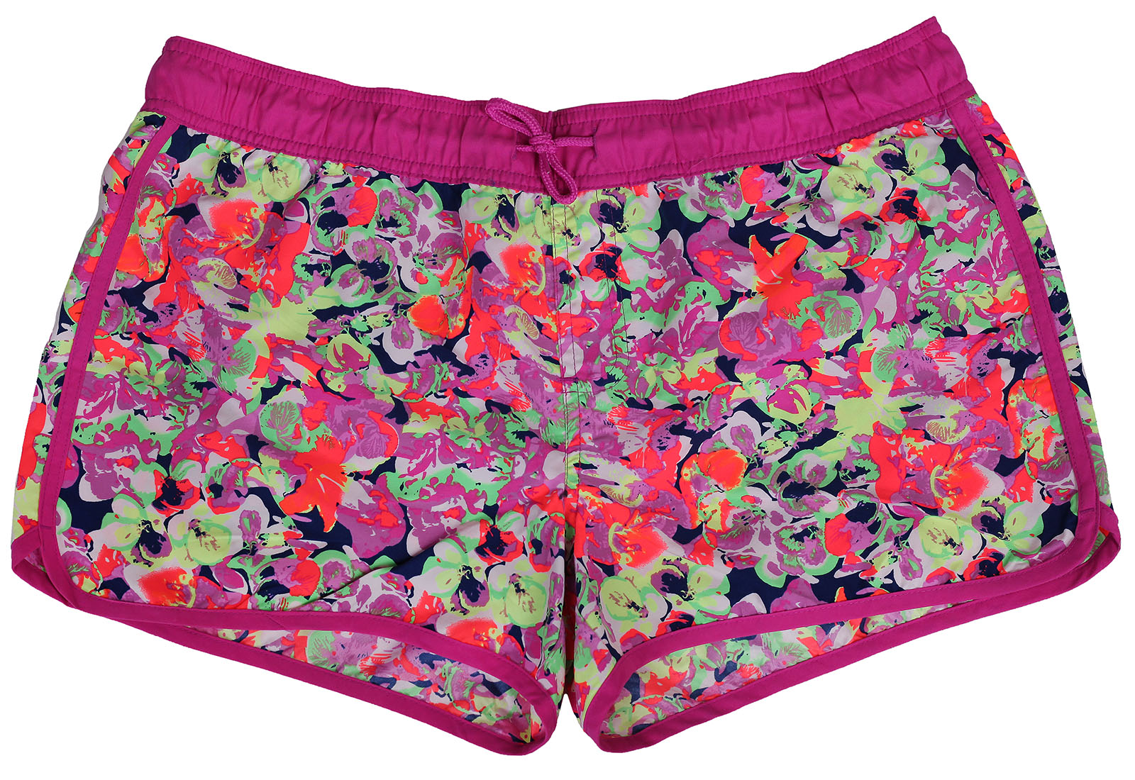 Яркие шорты для пляжа бренда Bby Boulevard