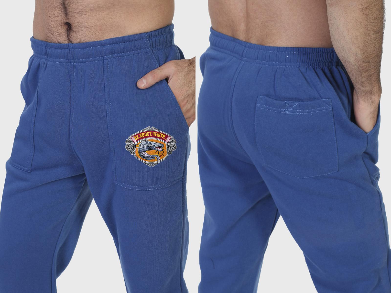 Яркие спортивные штаны рыболова (на флисе) с удобной доставкой