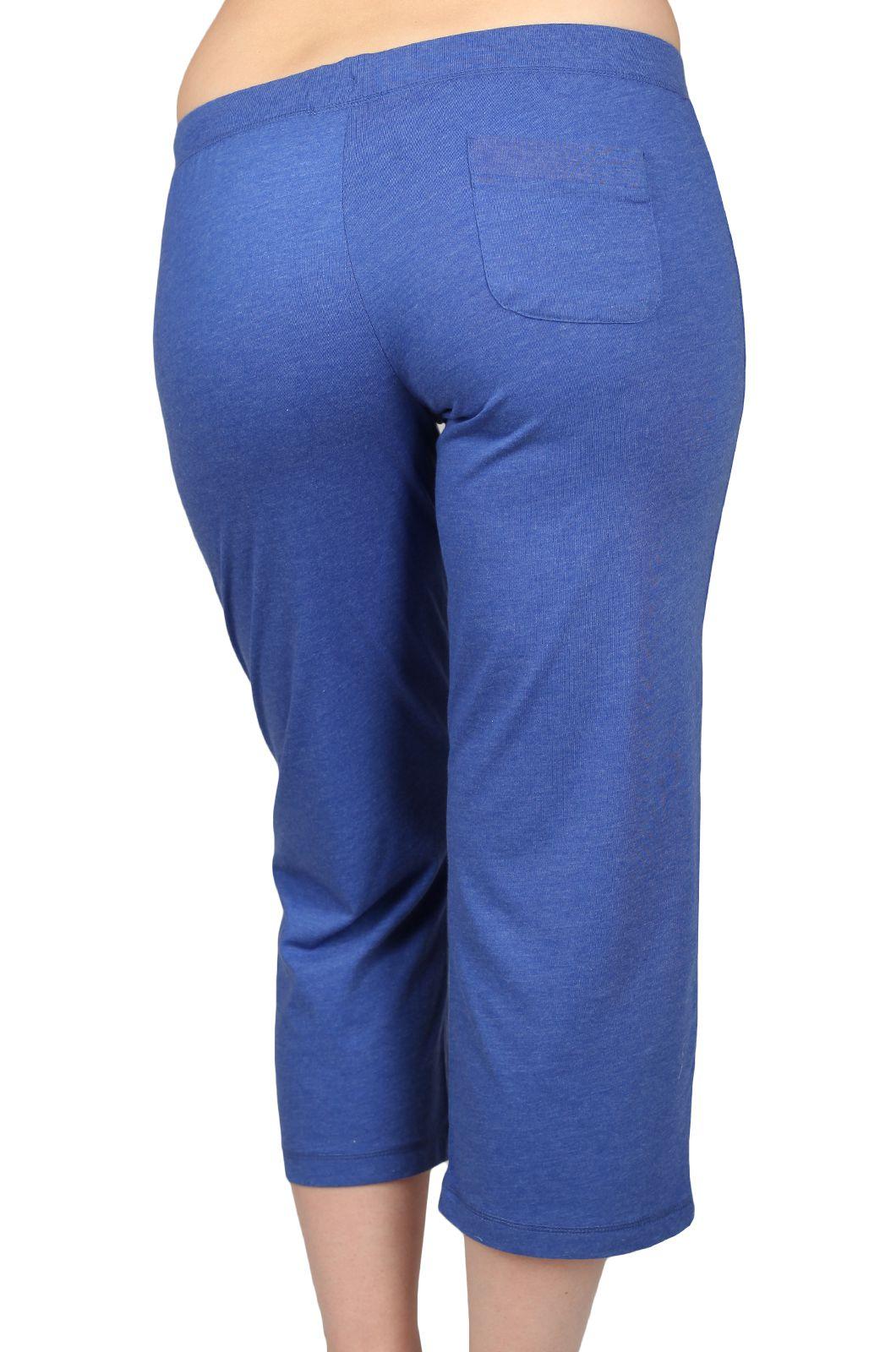 Яркие женские капри от Emerson Street® (США) - вид сзади