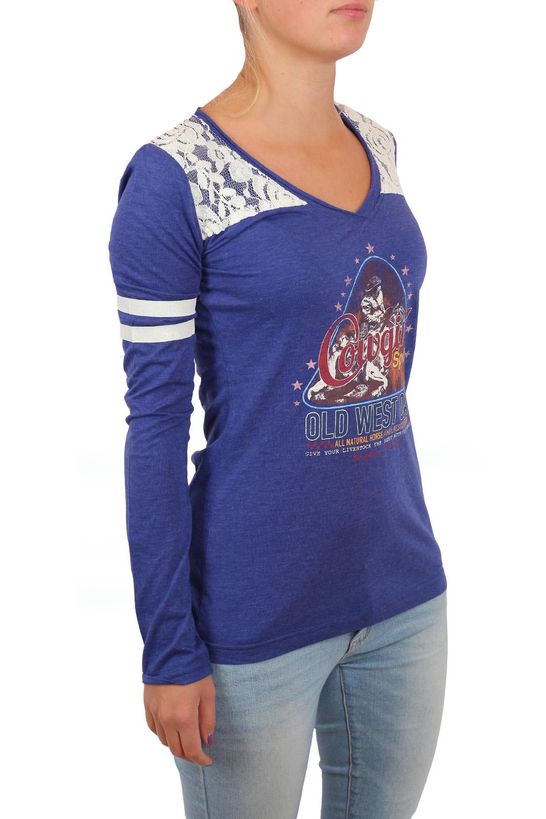 Яркий реглан для девушек, которые привыкли быть в центре внимания. Бренд Panhandle гарантирует стиль и качество, а наш магазин – низкие цены!
