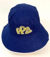 Ярко-синяя летняя панама PPS