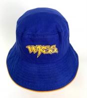 Ярко-синяя летняя панама WRSS