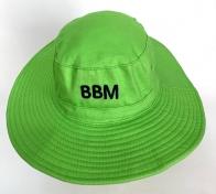 Ярко-зеленая летняя панама BBM