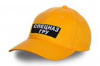 Ярко желтая кепка Спецназ ГРУ