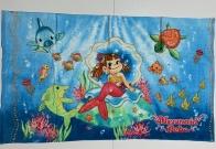 Яркое детское полотенце Mermaid Pero