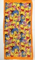 Яркое детское полотенце с Винни-Пухом и его друзьями
