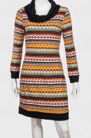 Дамский Дом рекомендует! Яркое платье осень-зима.