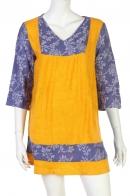 Купить яркое платье в стиле кантри от бренда PALME