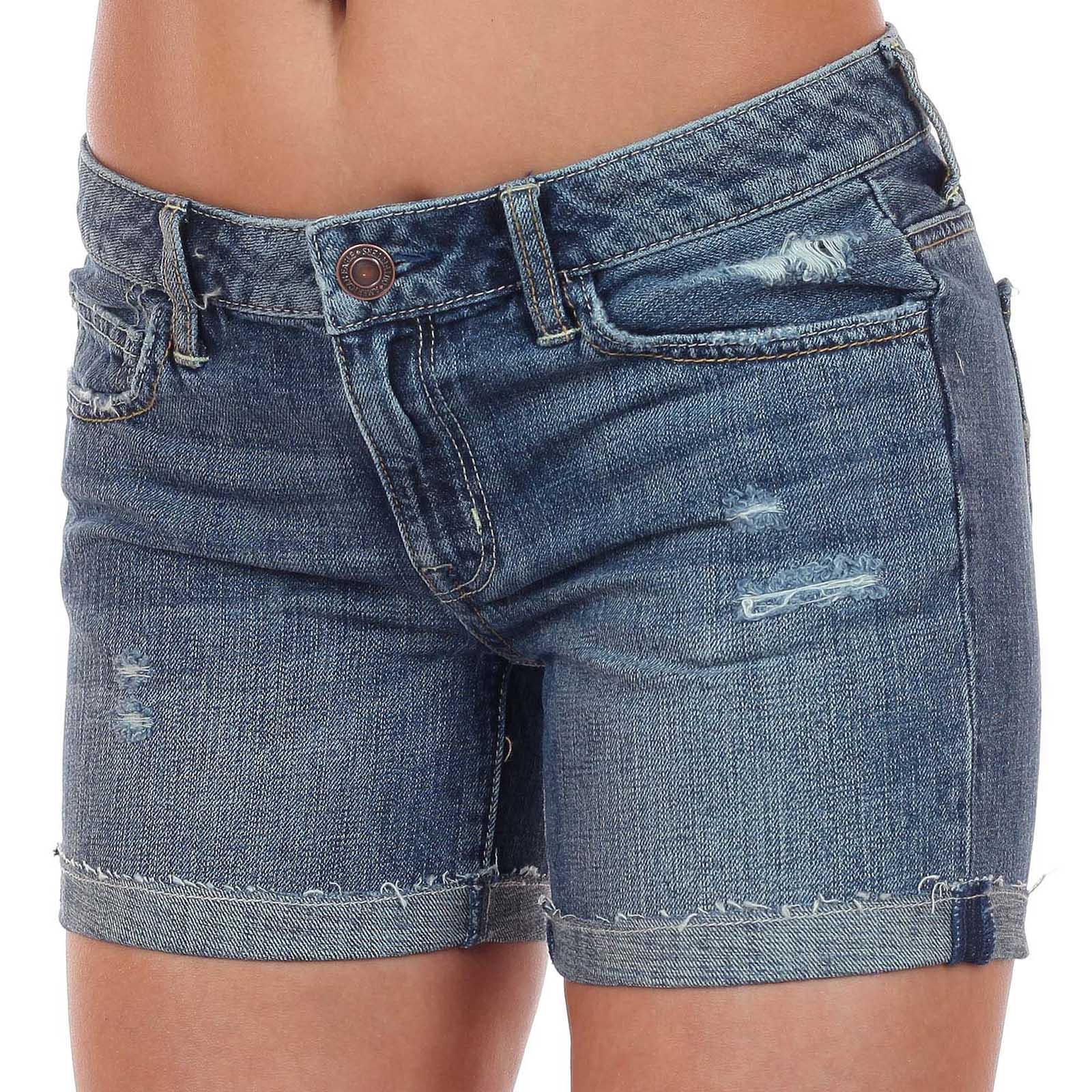 Купить по оптовой закупочной цене женские джинсовые шорты