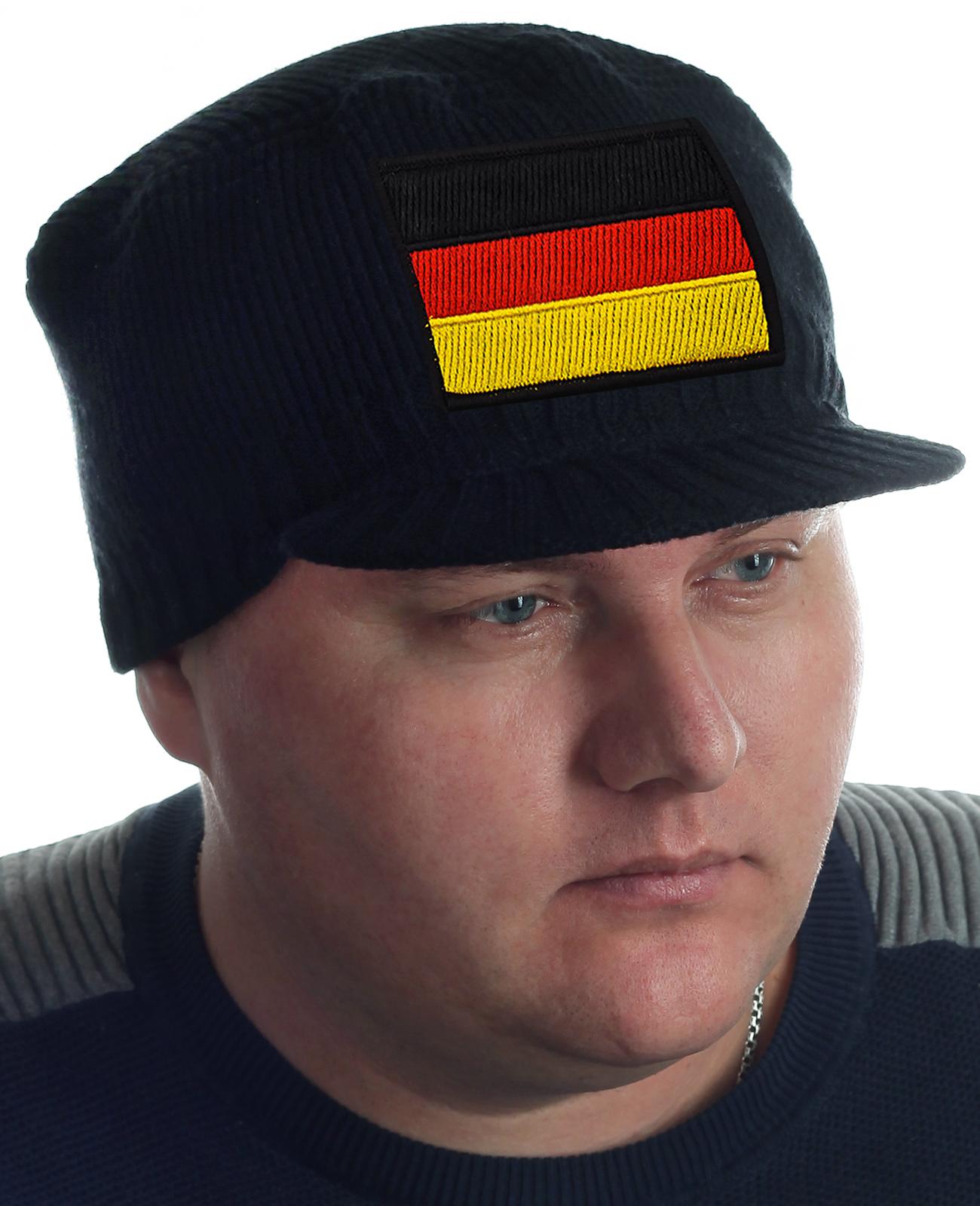 Недорогие брендовые кепки Miller Way