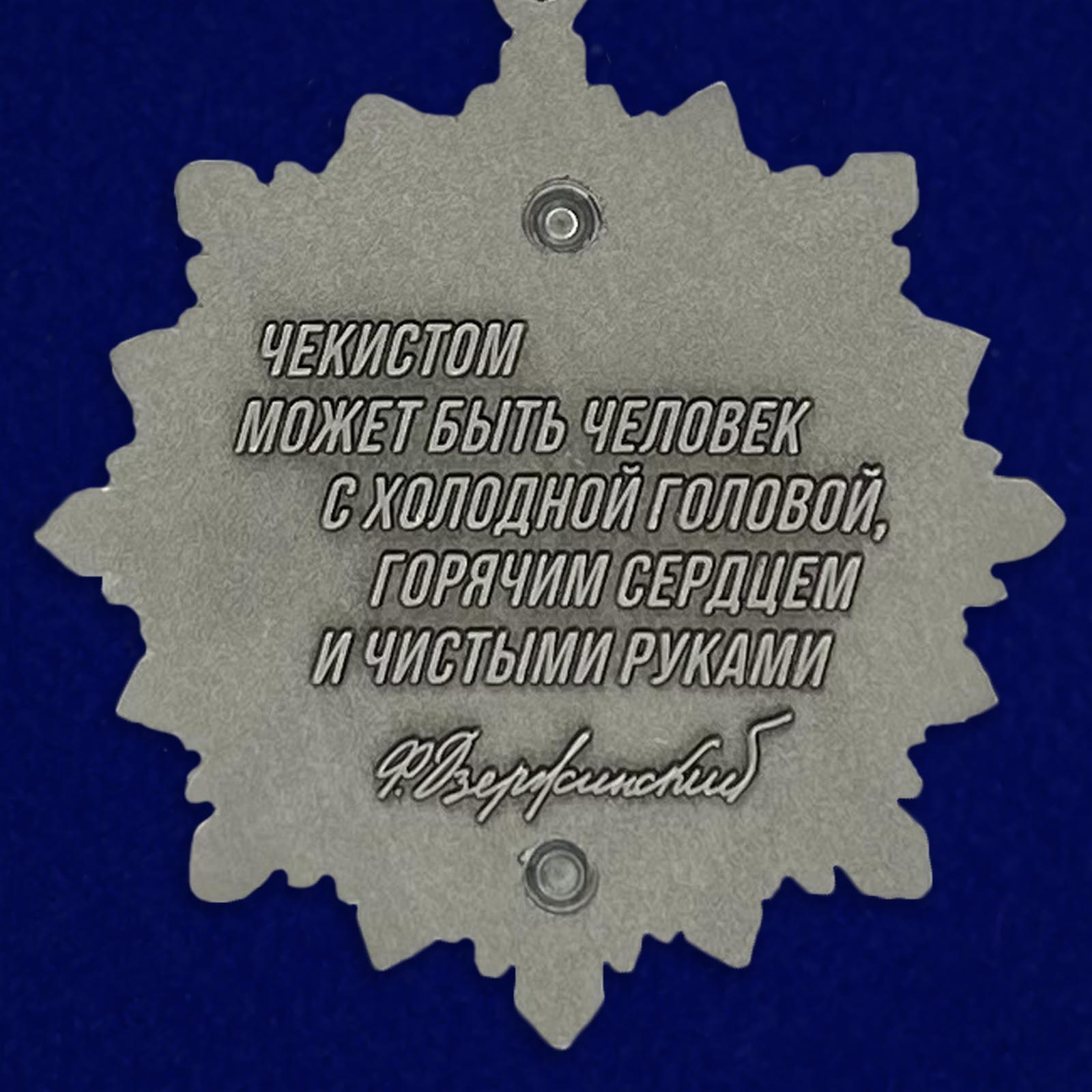 Юбилейный орден 100 лет ФСБ 2 степени (53 мм)