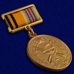 Юбилейная медаль 100 лет медицинской службы ВКС - общий вид
