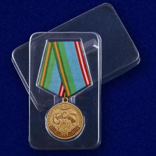 """Юбилейная медаль """"100 лет РВВДКУ им. В. Ф. Маргелова"""" с доставкой"""
