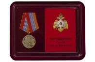 Юбилейная медаль 25 лет МЧС РФ
