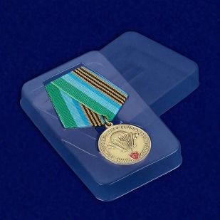 Футляр к медали 85 лет ВДВ