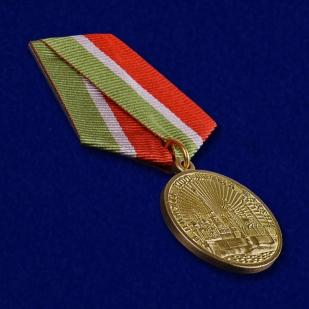 Юбилейная медаль В память 1000-летия Казани - общий вид