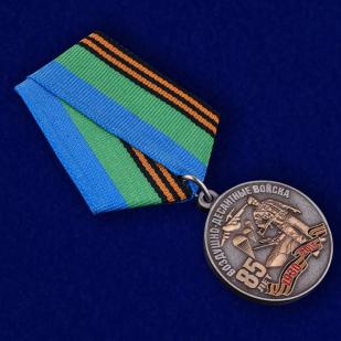 Юбилейная медаль 85 лет ВДВ - общий вид