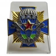 Юбилейный орден 85 лет ВДВ на подставке