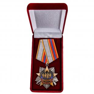 Юбилейный орден Военной разведки в футляре