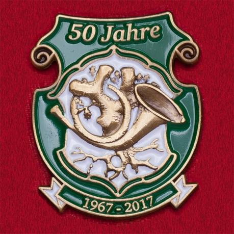 Юбилейный значок Союза немецких охотников
