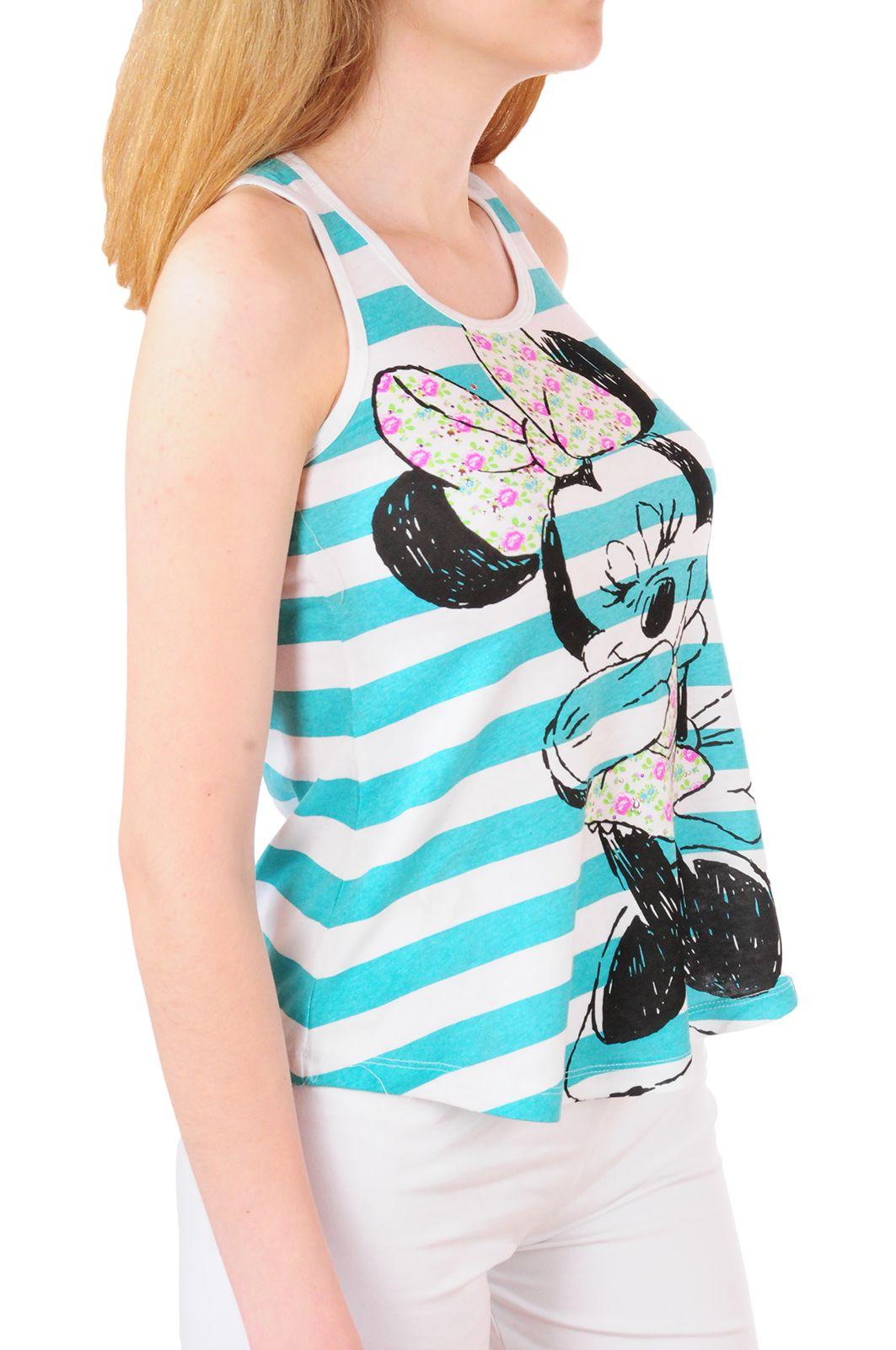 Забавная майка Disney Store для девушек - вид сбоку