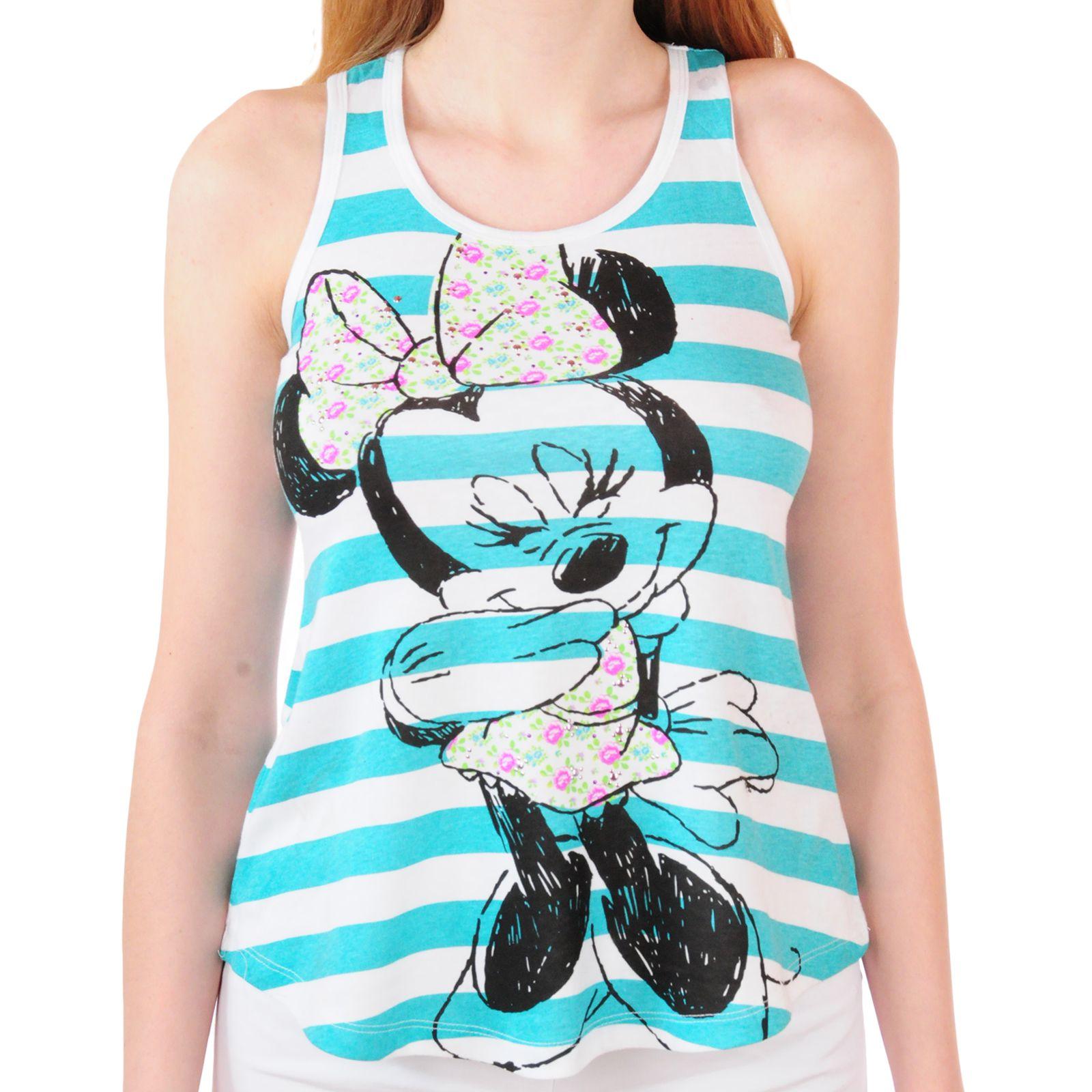 Забавная майка Disney Store для девушек