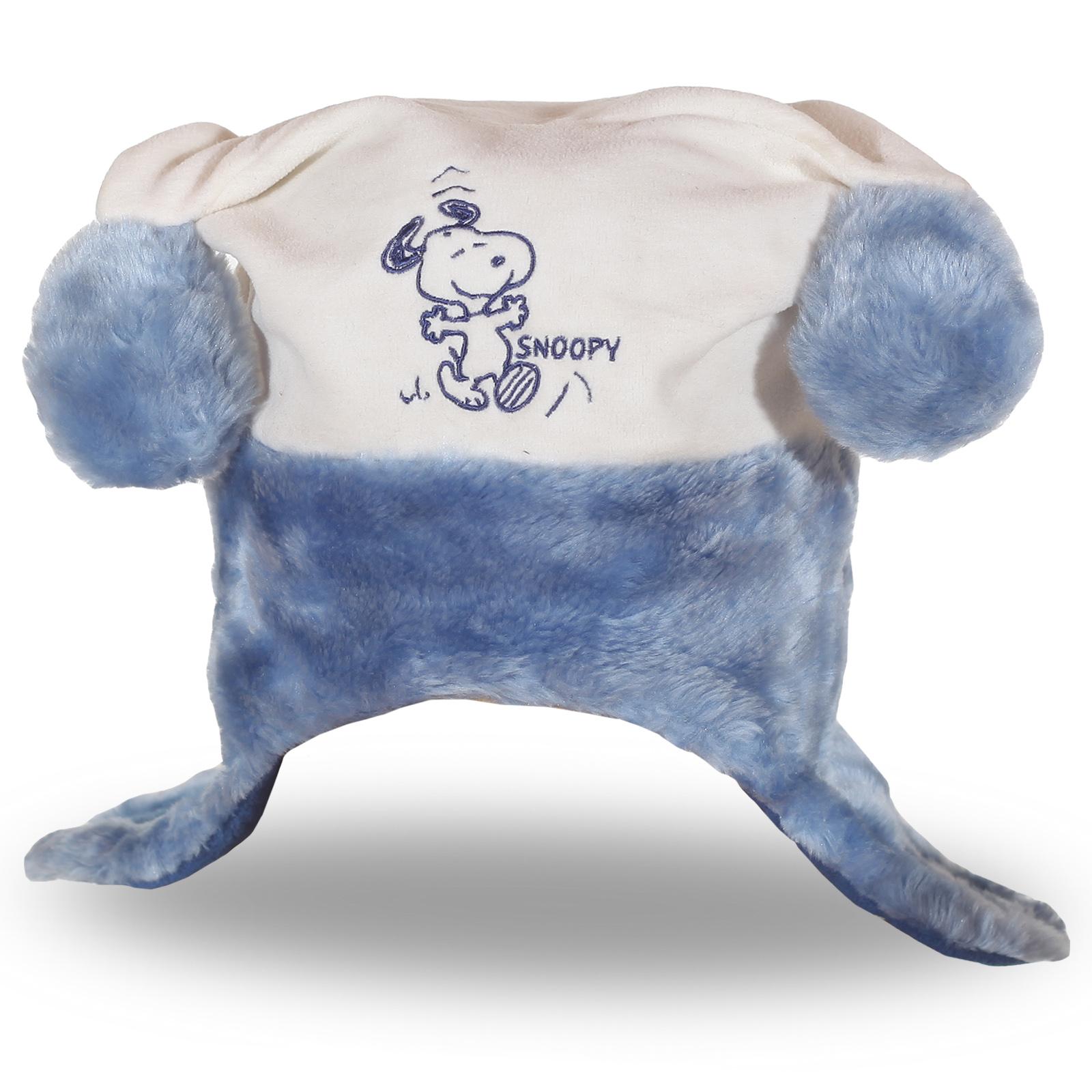Забавная шапка Snoopy