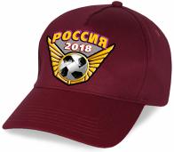 Зачетная бейсболка болельщика Russia.