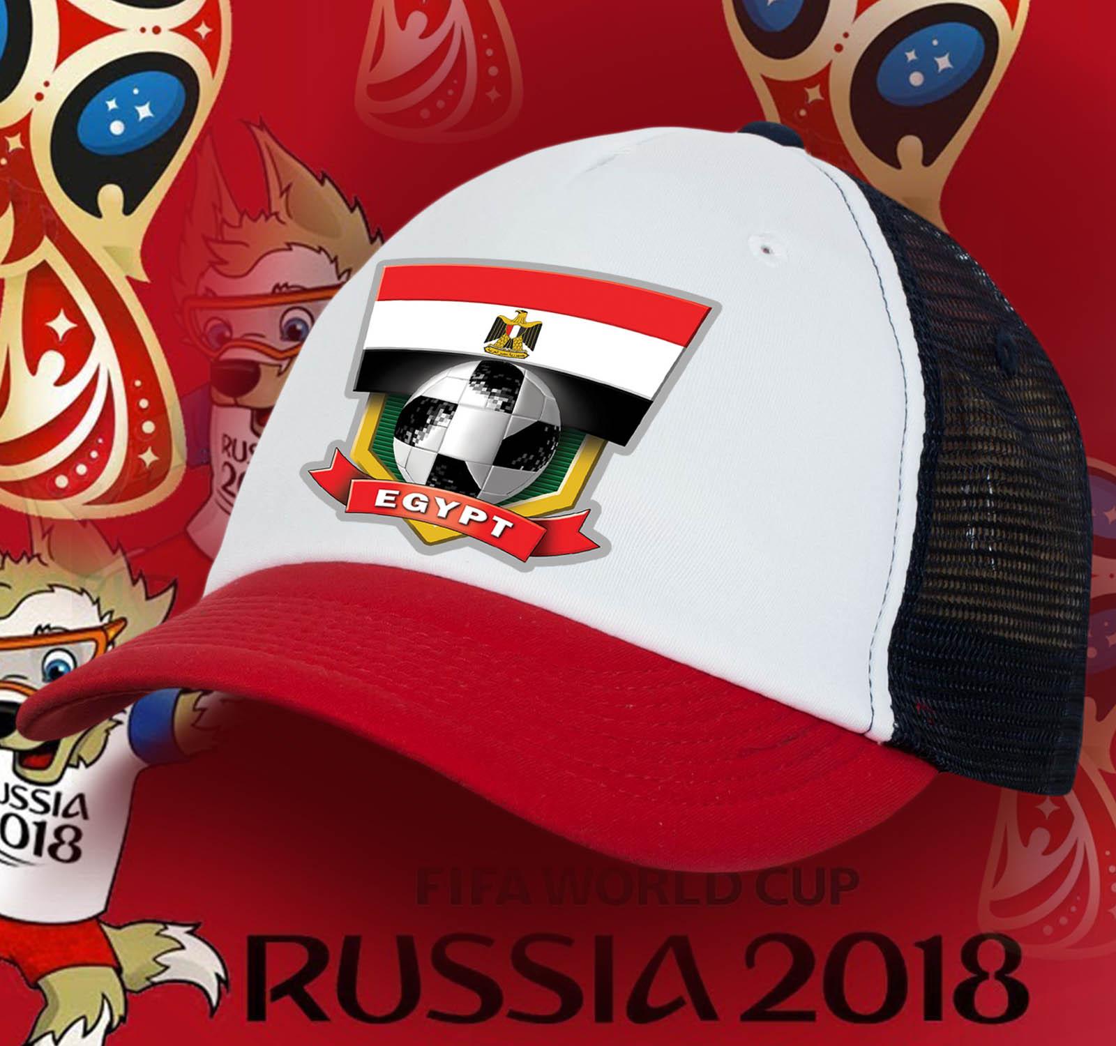 Зачетная фанатская бейсболка сборной Egypt