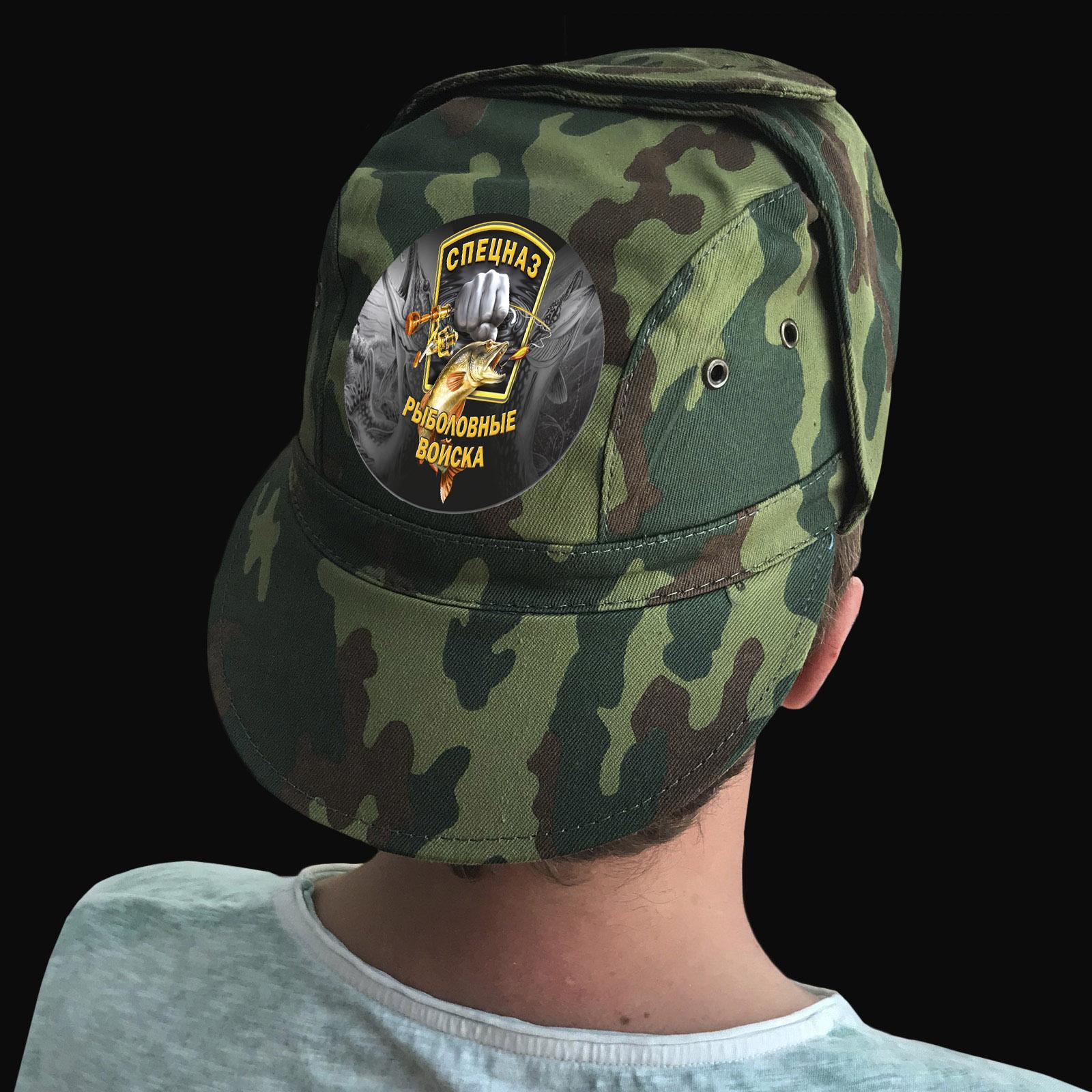 Камуфляжные кепки по низким ценам