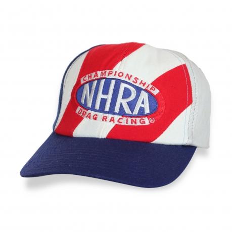 Зачетная кепка от NHRA