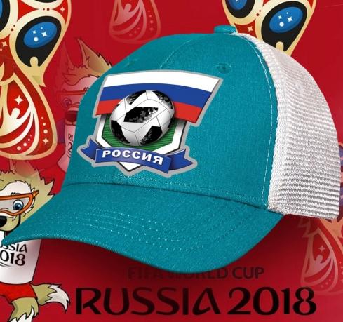 Зачетная кепка Россия