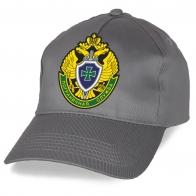 Зачетная кепка с символикой Погранслужбы