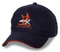 Зачетная мужская бейсболка Hawaii