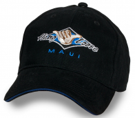 Зачетная мужская бейсболка Maui