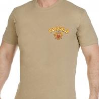Зачетная мужская футболка РОССИЯ