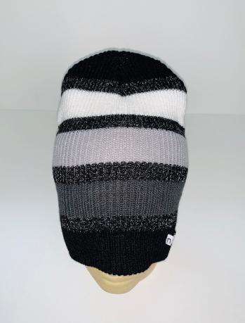 Зачетная полосатая шапка