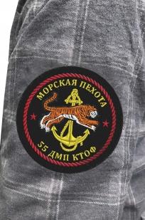 Зачетная рубашка Морская пехота 55 ДМП КТОФ купить в розницу