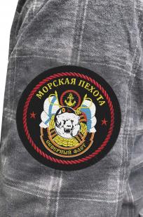 Зачетная рубашка Морская пехота Северный флот купить выгодно