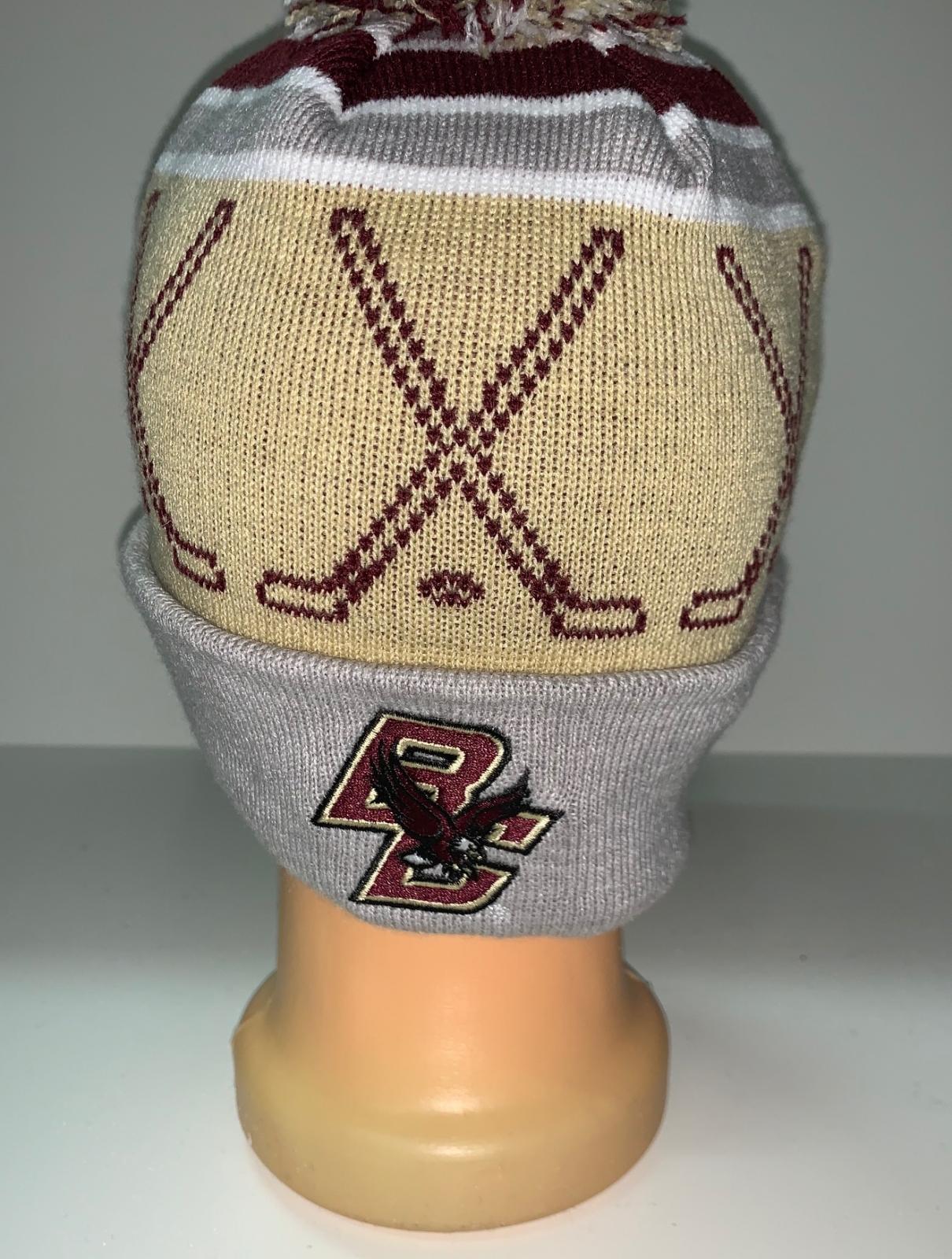 Зачетная шапка Boston College