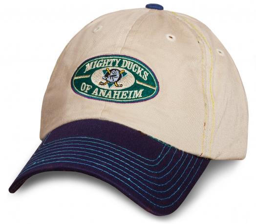 Зачетная спортивная бейсболка Anaheim Ducks