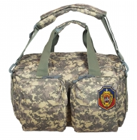 Зачетная тактическая сумка-рюкзак с нашивкой УГРО